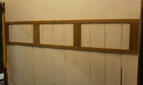 Picture frame surround