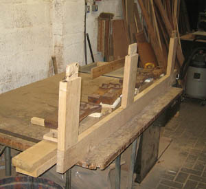 door frame construction