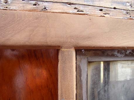 Window Frame Joint
